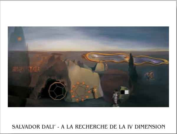 In Search of the Fourth Dimension, Obrazová reprodukcia