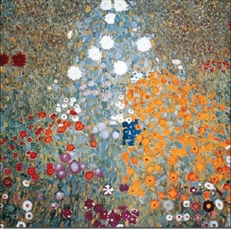 Obrazová reprodukce Kvetoucí louka