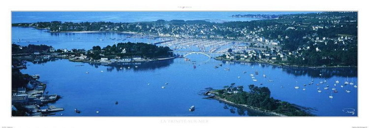 La Trinité-sur-Mer, Obrazová reprodukcia