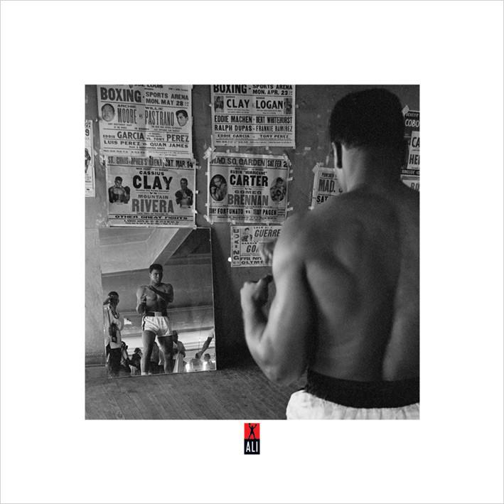 Muhammad Ali - Gym , Obrazová reprodukcia