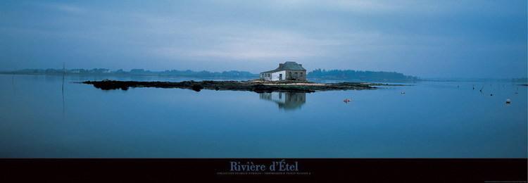 Riviére d'Etel, Obrazová reprodukcia