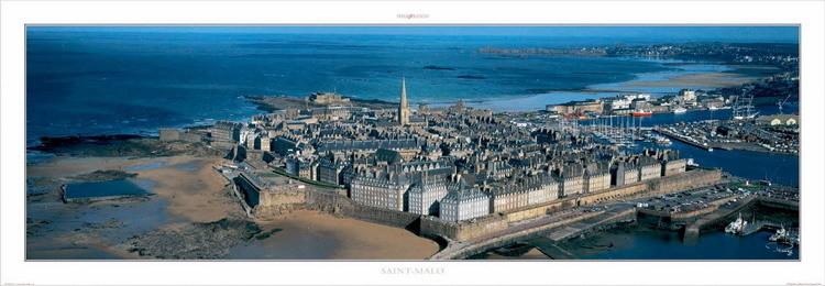 Saint-Malo, Obrazová reprodukcia