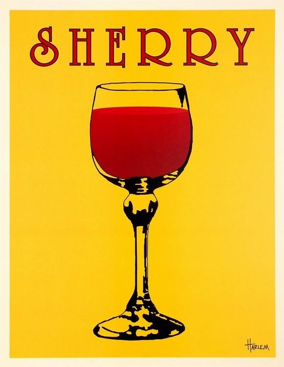 Sherry, Obrazová reprodukcia