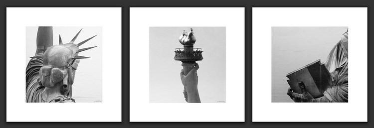 Statue de la Liberté, Obrazová reprodukcia