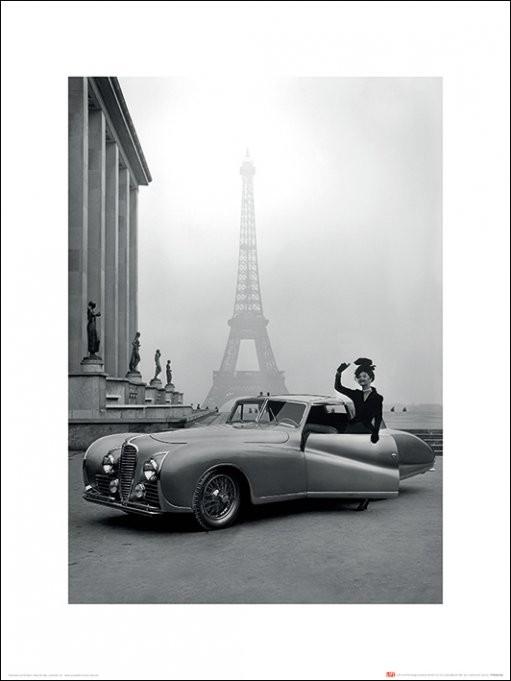 Time Life - France 1947, Obrazová reprodukcia