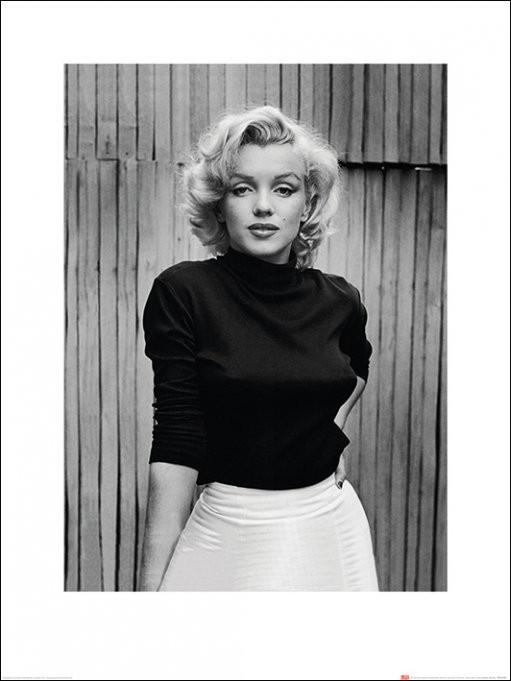 Time Life - Marilyn Monroe, Obrazová reprodukcia