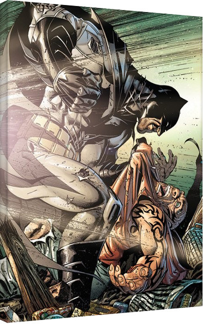 Obraz na plátně Batman - Interrogate