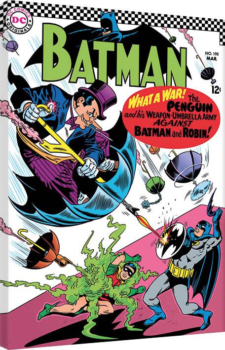 Obraz na plátně Batman - What a War
