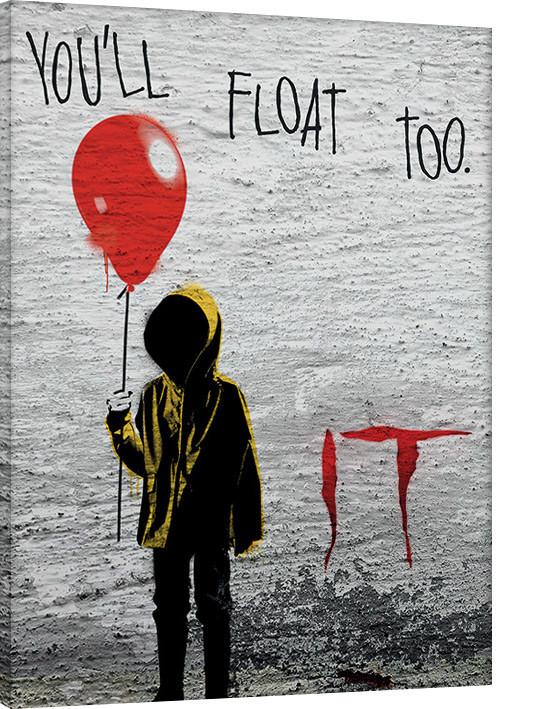 Obraz na plátně IT - Georgie Graffiti
