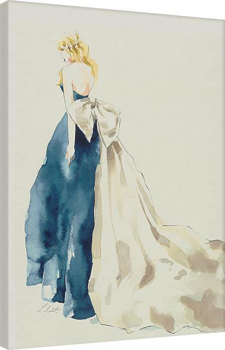 Obraz na plátně Louise Nisbet - Chloe