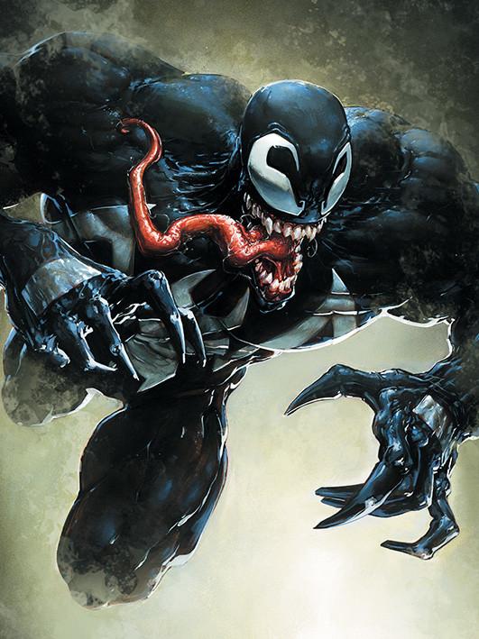 Obraz na plátně Venom - Leap