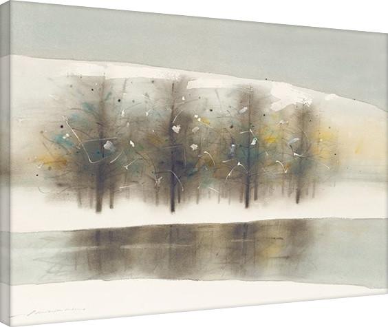 Obraz na plátně  Law Wai Hin - Reflections