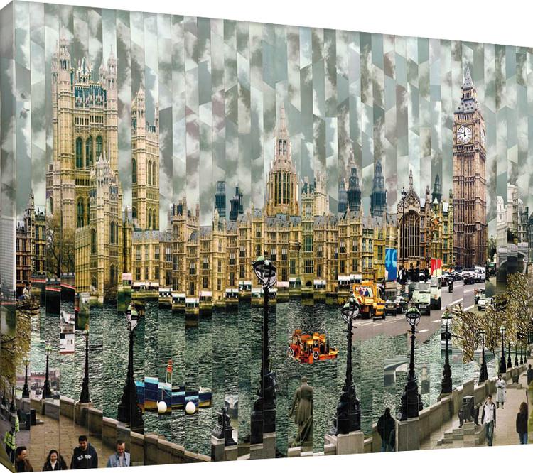 Obraz na plátně  Londres II