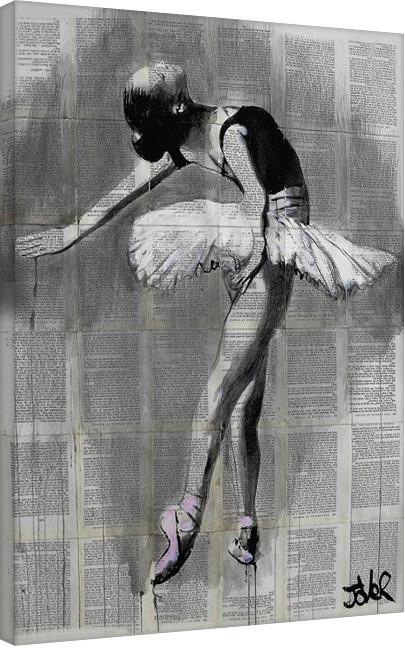 Obraz na plátně  Loui Jover - Her Finest Moment