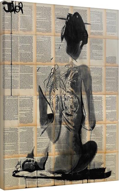 Obraz na plátně  Loui Jover - Path