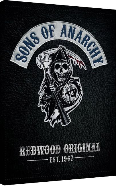 Obraz na plátně  Sons of Anarchy (Zákon gangu) - Cut