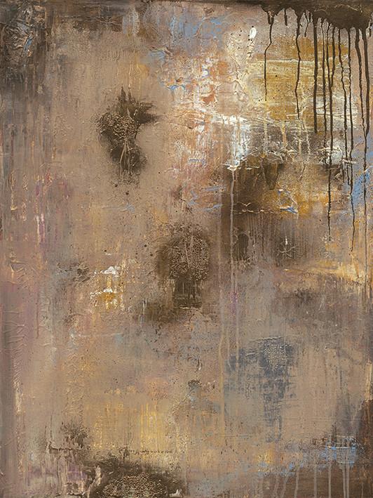 Obraz na plátně  Soozy Barker - Gold Reflections