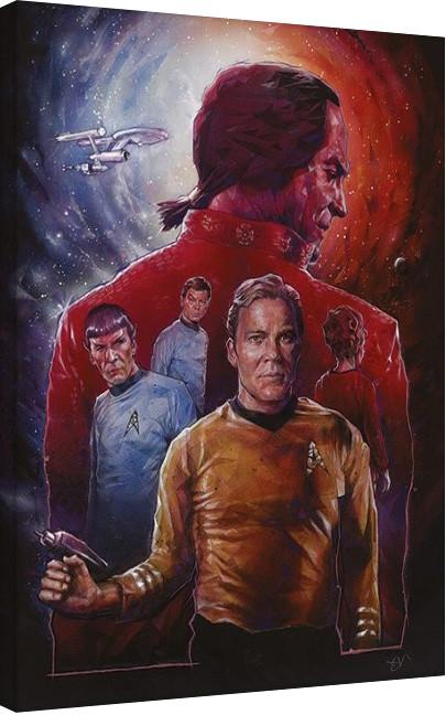 Obraz na plátně  Star Trek: Space Seed - 50th Anniversary