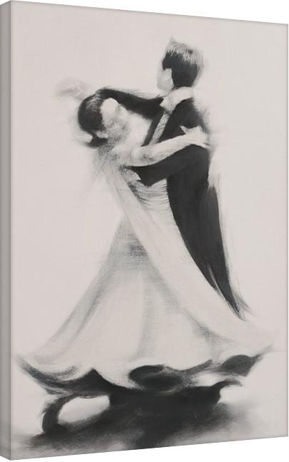 Obraz na plátně T. Good - Ballroom 2