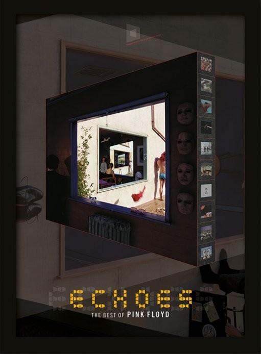 Zarámovaný plagát Pink Floyd - Echoes