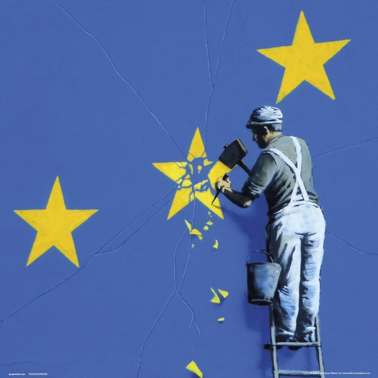 Obrazová reprodukce  Banksy - Dover