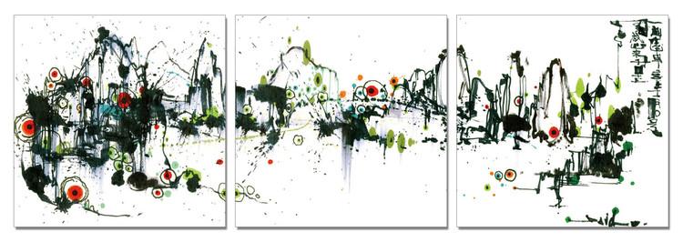 Obraz Barevná abstrakce