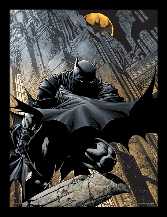 Batman - Night Watch zarámovaný plakát