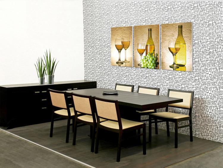 Obraz Bílé víno