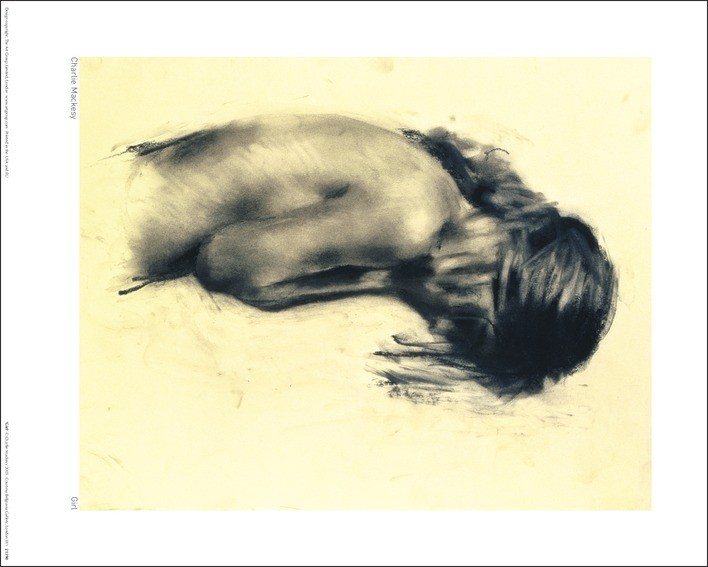 Obrazová reprodukce  Charlie Mackesy - Girl