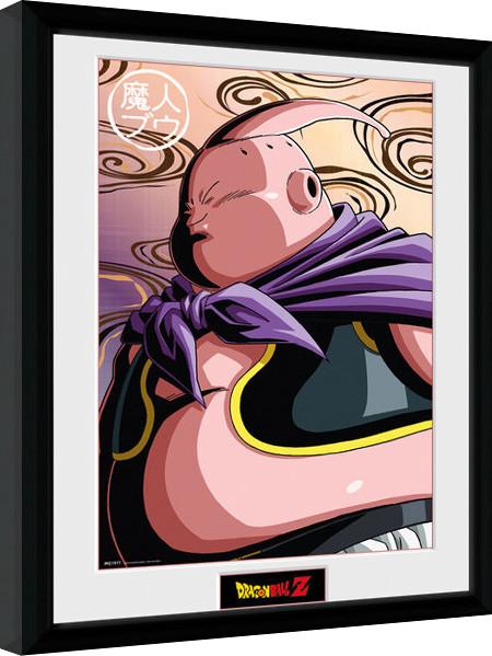 Dragon Ball Z - Buu zarámovaný plakát