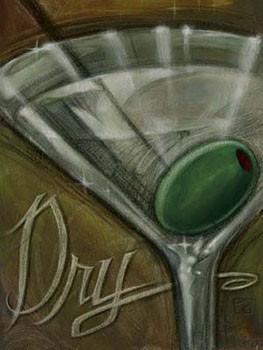 Obrazová reprodukce Dry