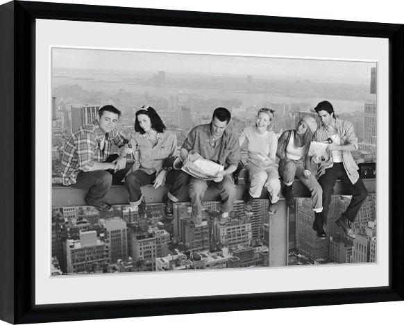 Friends - On Grider zarámovaný plakát