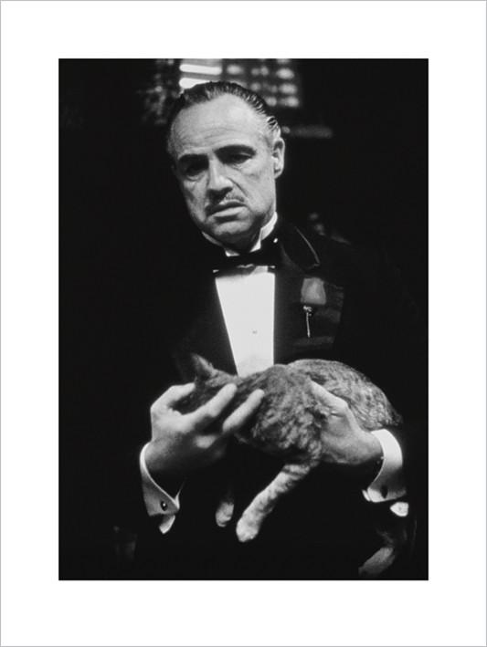 Godfather Obrazová reprodukcia