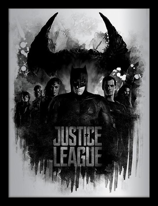 Justice League - Dark Horizon Zarámovaný plagát