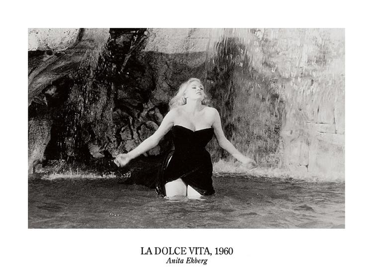 Obrazová reprodukce LA DOLCE VITA ...