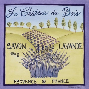 Obrazová reprodukce Lavon Savon