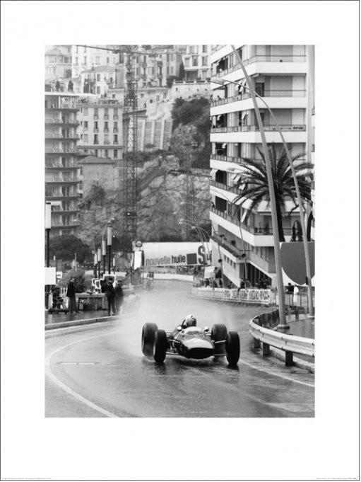 Obrazová reprodukce  Monaco Grand Prix