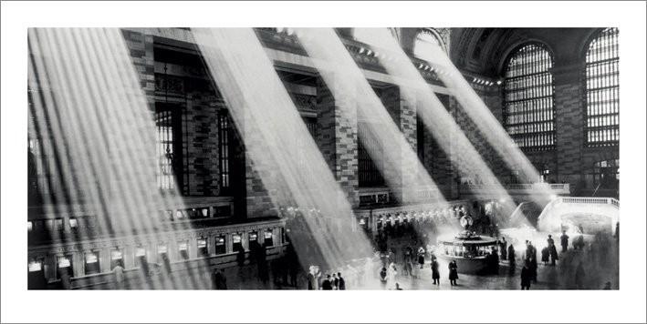 New York - Grand central terminal Obrazová reprodukcia