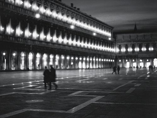 Obrazová reprodukce  Saint Mark's square