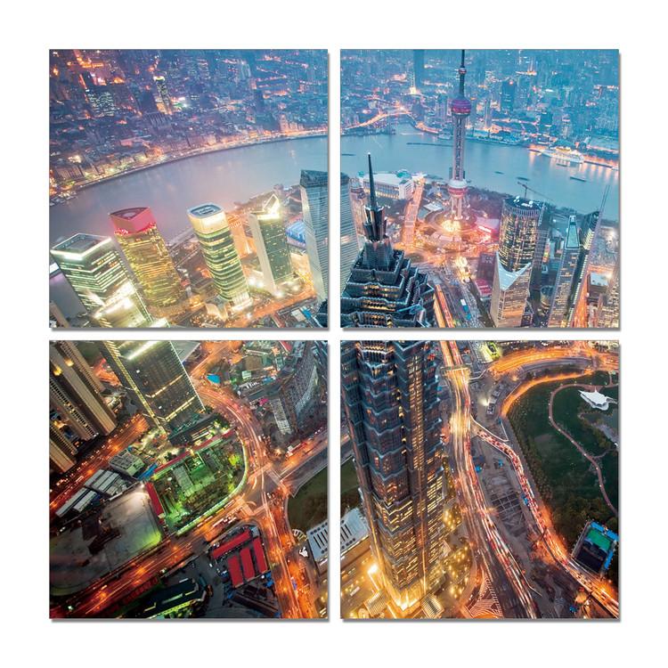 Obraz Shanghai - Grand Hyatt Shanghai
