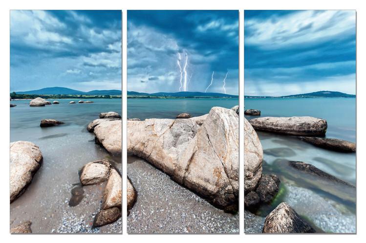 Obraz  Stones on the coast