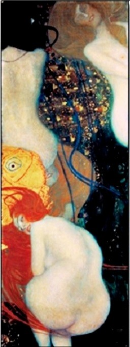 Obrazová reprodukce  Zlatá rybka
