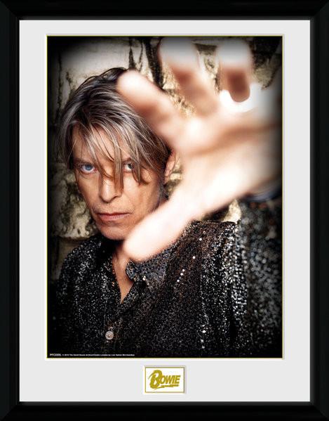 Zarámovaný plakát David Bowie - Hand
