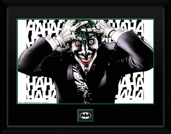 Zarámovaný plakát DC Comics - Killing Joke
