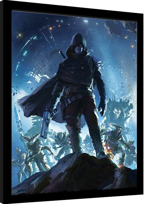 Zarámovaný plakát Destiny - Schoi