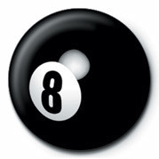 Odznaka 8 BALL