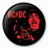Odznaka AC/DC - Red Angus