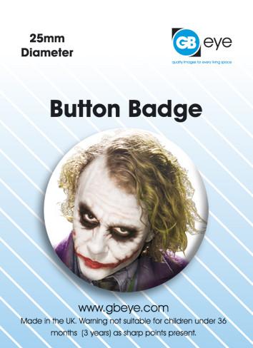Odznaka Batman - face