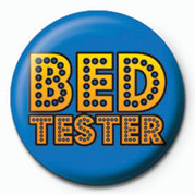 Odznaka BED TESTER