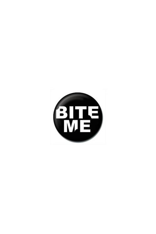 Odznaka BITE ME